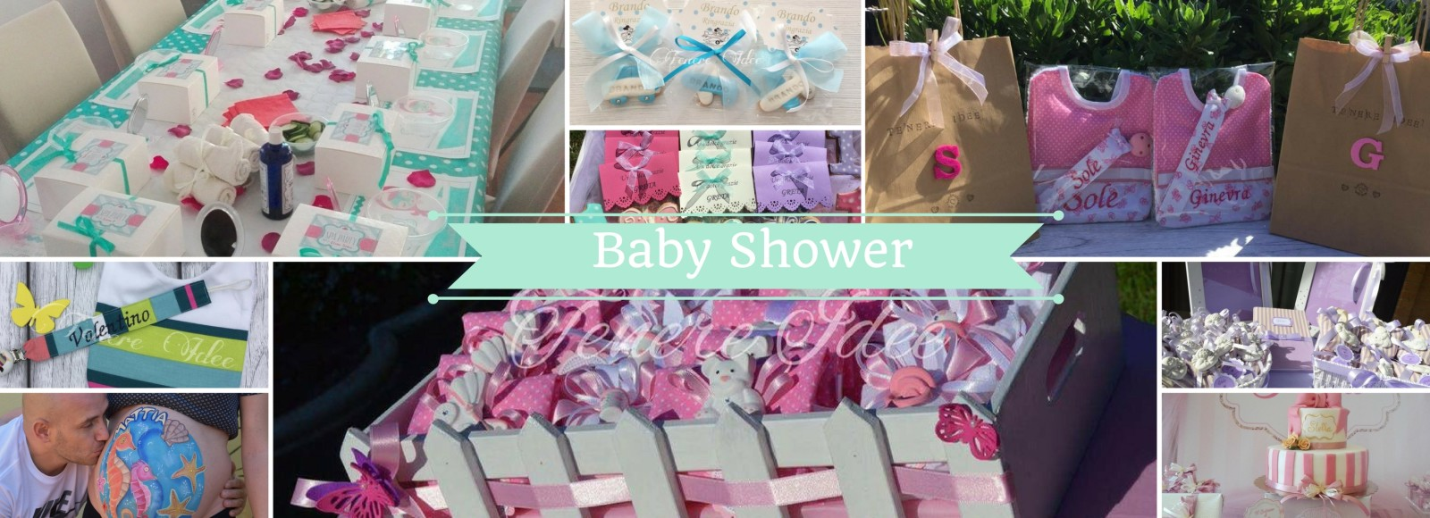 Baby Shower Roma