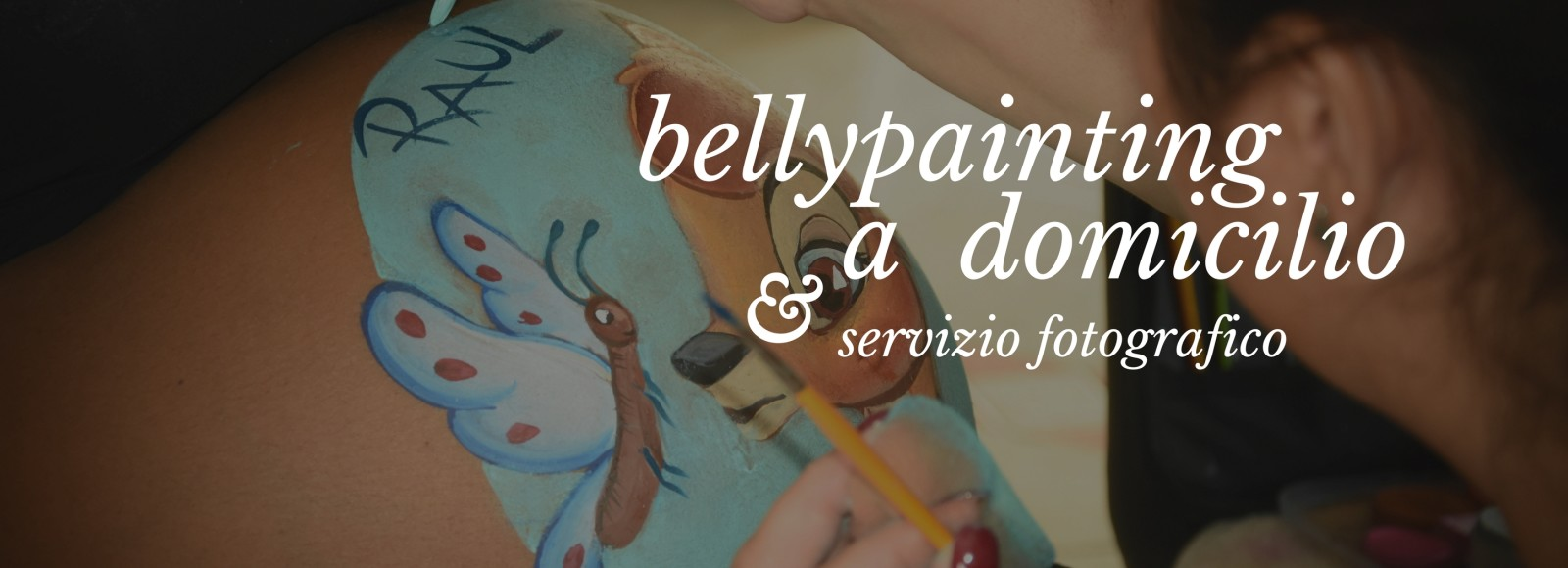 belly painting Roma